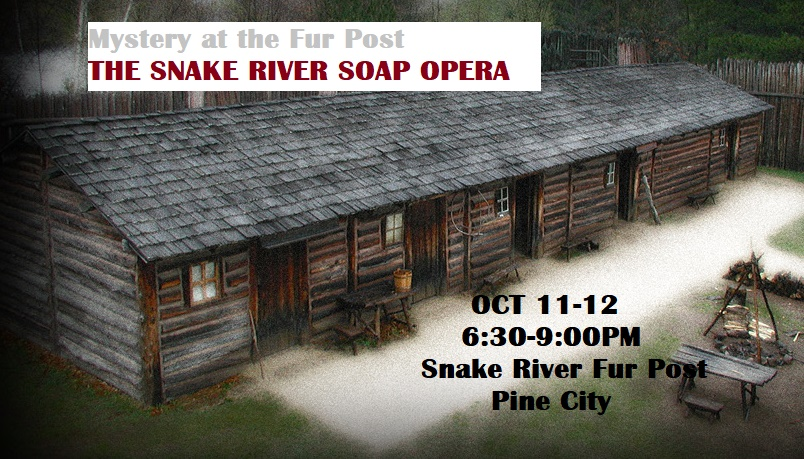Snake River Fur Post Soap Opera 2019