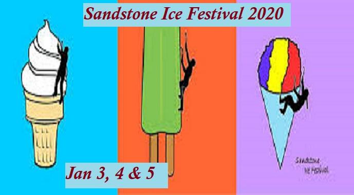 Ice Festival Sandstone MN