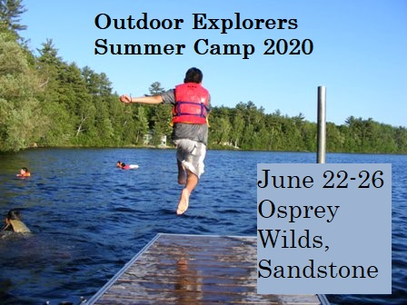 Outdoor Summer Camp at Osprey Wilds