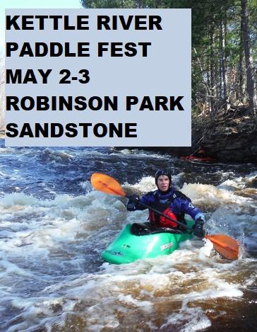 Kettle River Paddlefest Festivals Sandstone MN