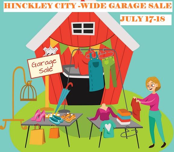 Garage, sale, hinckley mn