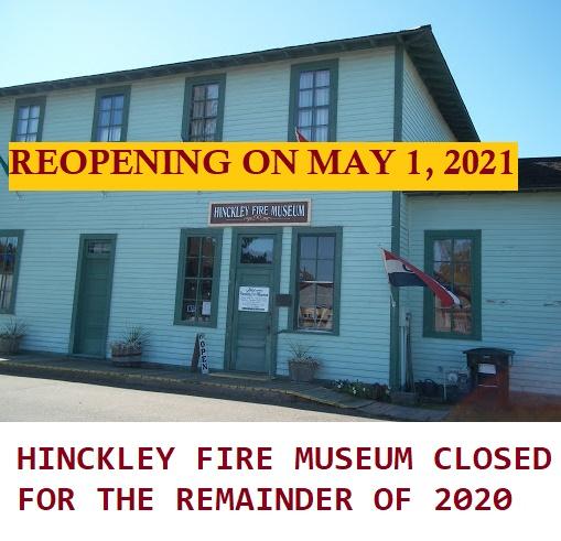 Fire, Museum, Hinckley