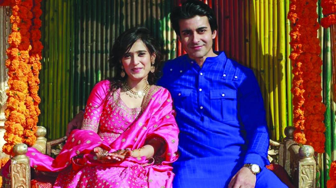gautam wedding