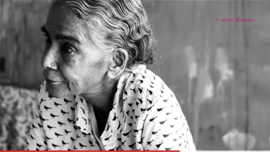 "Watch ""मुझसे पहली सी मुहब्बत : फ़ैज़ अहमद फ़ैज़ : Surekha Seekri in Hindi Studio"