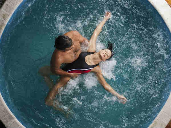 हाइड्रोथेरेपी के अन्य फायदे