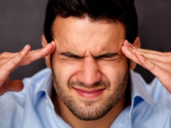 4. क्लस्टर सिरदर्द