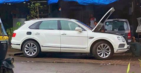 Bentley Bentayga Featured