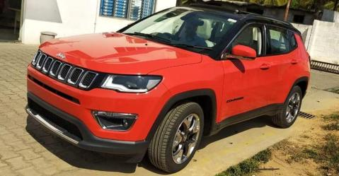 Jeep Compass Limited Plus Featured