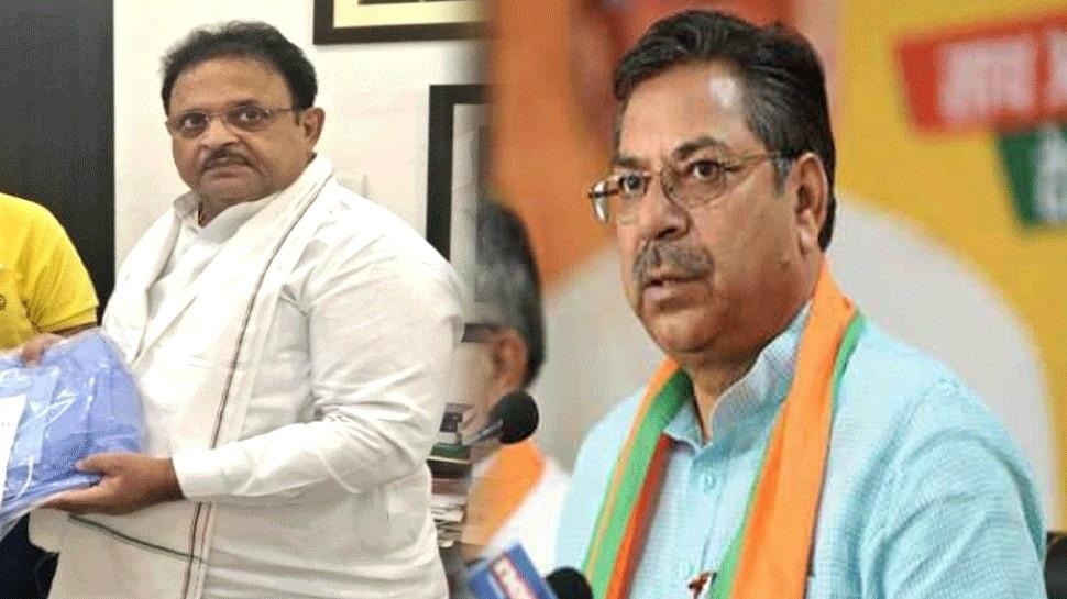 चिकित्सा मंत्री ने भाजपा प्रदेशाध्यक्ष पर लगाए आरोप, बोले: दो गुटों में बंटी BJP