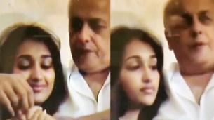 पहले लीक हुई रिया चक्रवर्ती की चैट, अब वायरल हो रहा महेश भट्ट और जिया खान का ये VIDEO