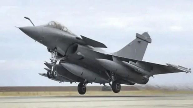 अब न चीन बचेगा न पाकिस्तान, आज रण में शामिल होगा वायुसेना का 'बाहुबली' राफेल