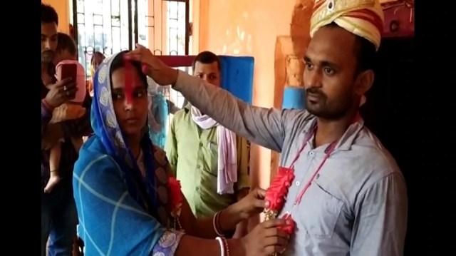 बेतिया: गर्भवती भाभी से देवर ने की शादी, विवाह के बाद महिला ने किया हैरान करने वाला खुलासा
