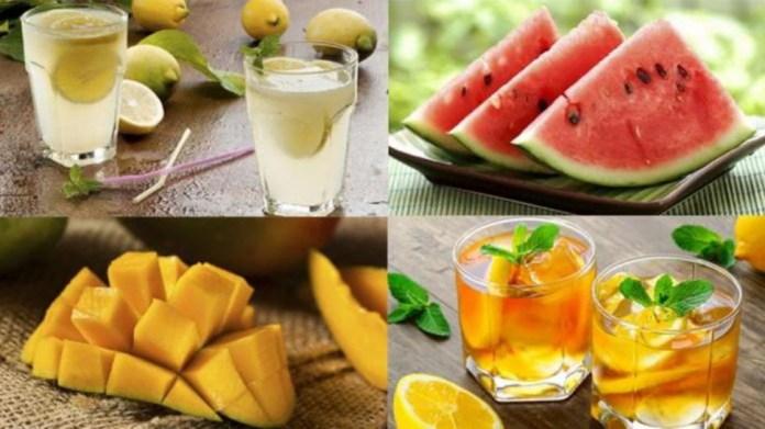 Summer Diet for weight loss