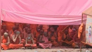 हरिद्वार कुंभ 2021: मुंडन, पिण्डदान, 108 डुबकियां और पांच संस्कारों के बाद 200 महिलाएं बनेंगी नागा संन्यासी