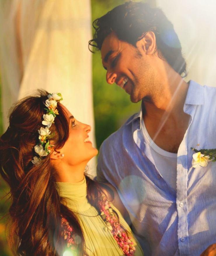 Naina is married to Kunal Kapoor