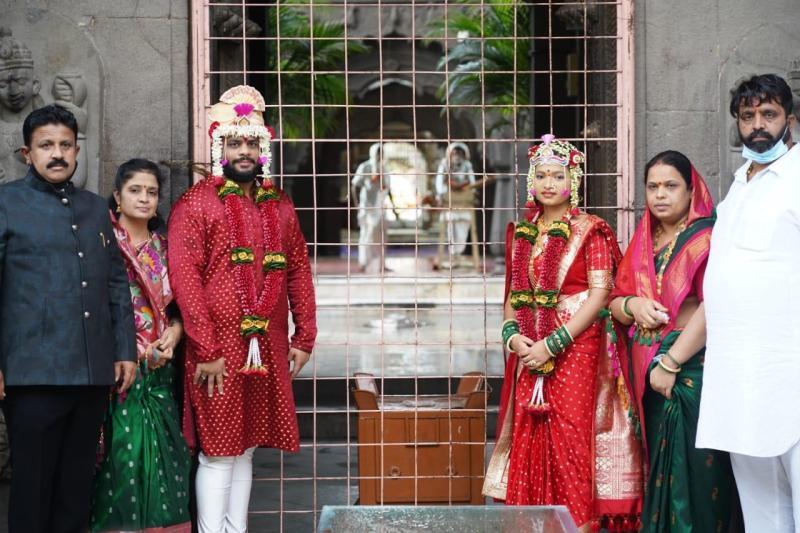 COVID Norms break in wedding ceremony, case filed against BJP MLA Mahesh Landge