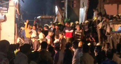 MumbaI: 4-storey building collapses after heavy rain, 9 dead;  8 seriously injured