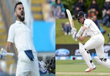 WTC: Test of Virat Kohli's aggression in front of Captain Kane Williamson, know who has the upper hand