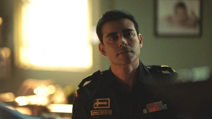 State Of Siege- Temple Attack: Gautam Rode Intense look revealed, Akshay Khanna Playing role of NSG Commando |  Gautam Rode's intense look came from this ZEE5 film, Akshaye Khanna became NSG commando