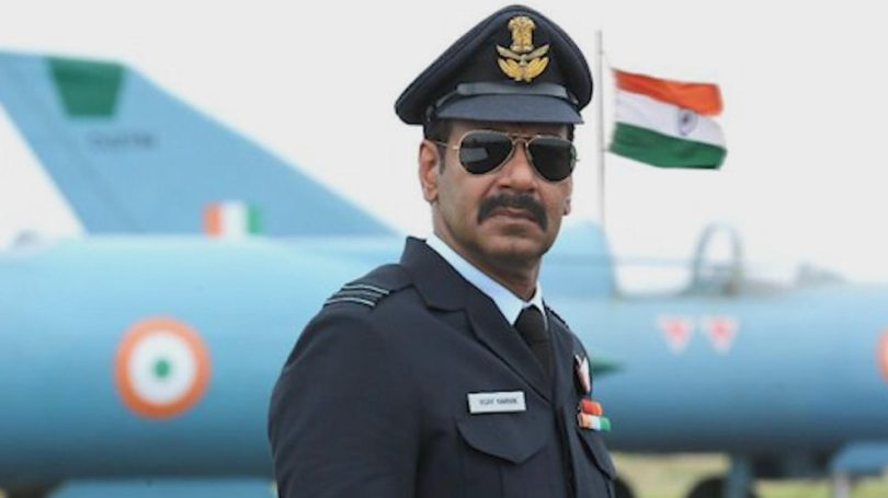 Ajay Devgn Film Bhuj The Pride Of India release date out, Fans go bananas |  The release date of Ajay Devgn's film came out, fans were very happy