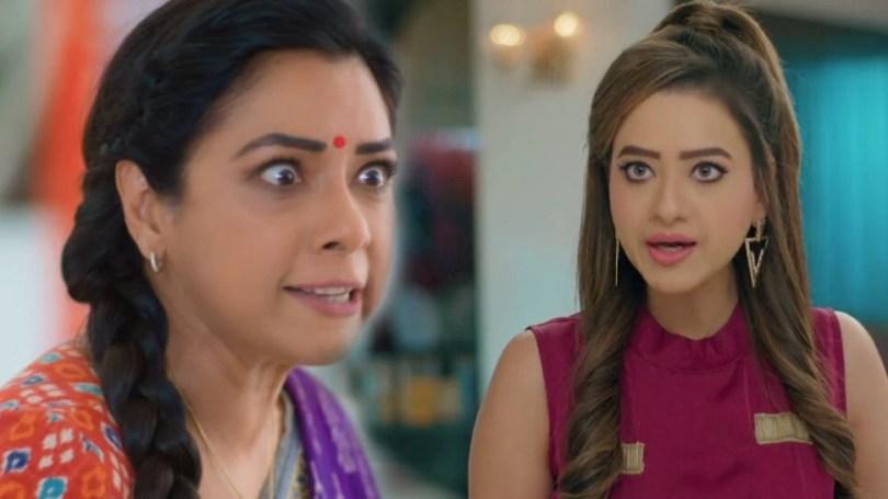 Anupama Spoiler Alert Anupama will give tight slap to pakhi and scold kavya badly |  Anupama will slap Pakhi vigorously, Kavya will make a cot!