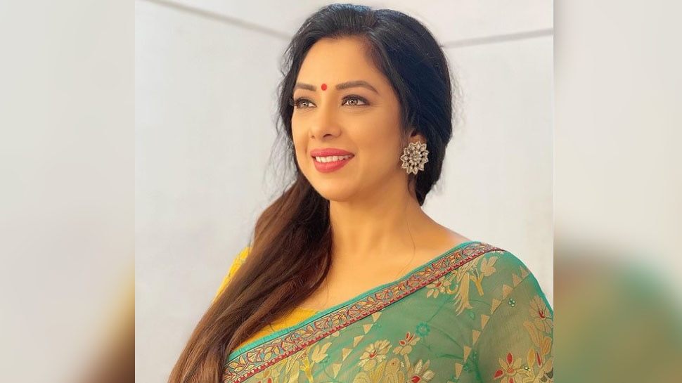 Rupali Ganguly aka Anupama Shares Video with Bachpan ka Pyar Song Getting Viral on Instagram |  Anupama remembers 'childhood love', Rupali Ganguly shared this dance video