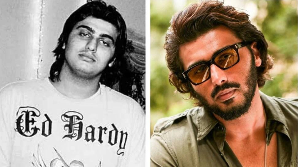 Arjun Kapoor was once so fat!  Heard heart by sharing his old photo    Arjun Kapoor was ever so fat!  Heart ki baat shared by sharing your old photo