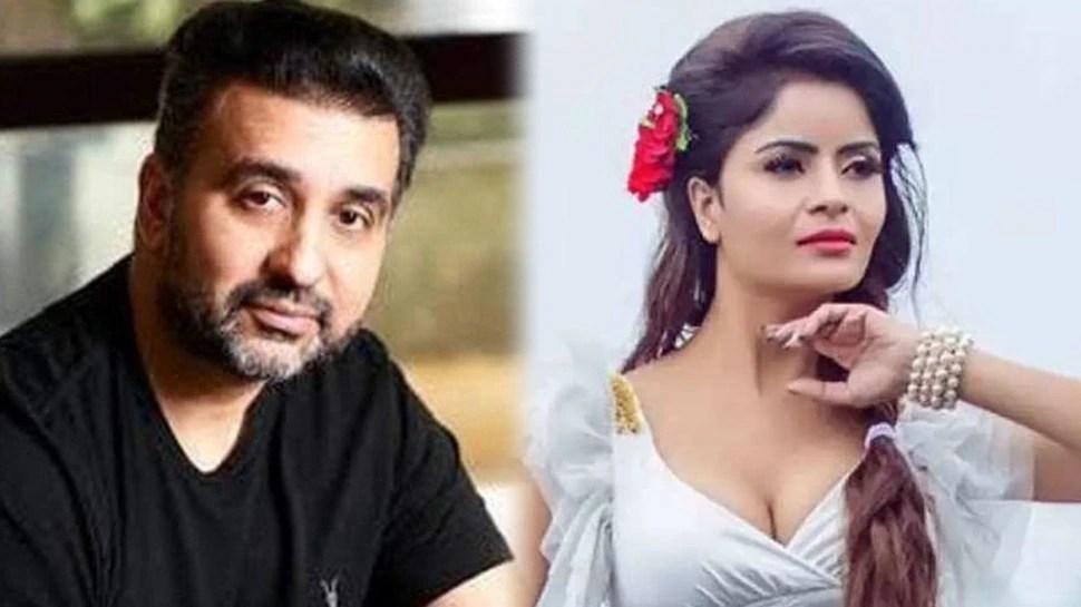 Gehana Vasisth accused of threatening molesting victim Raj Kundra Pornography Case |  Pornography Case: Victim narrated a painful story, said – forcibly made physical relationship, Gehana Vasisth kept shooting