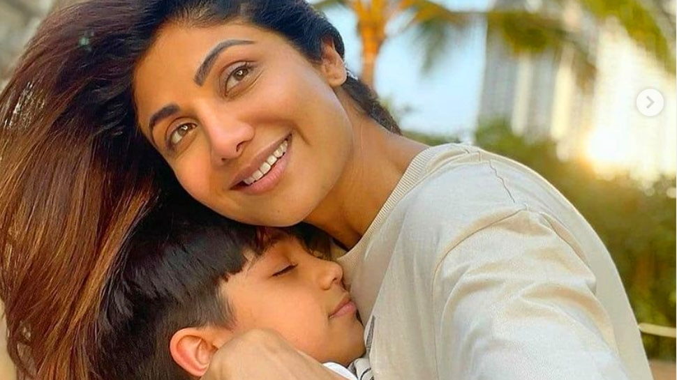 Shilpa Shetty Kundra and Businessman Raj Kundra Son Vivaan Raj Kundra Instagram Post Says A Lot |  Pictures tell heartache!  Vivaan's post came out after Shilpa's statement