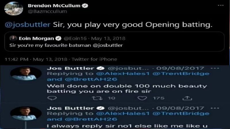 Now the demand to suspend Eoin Morgan and Jos Buttler arose, Indian fans were mocked
