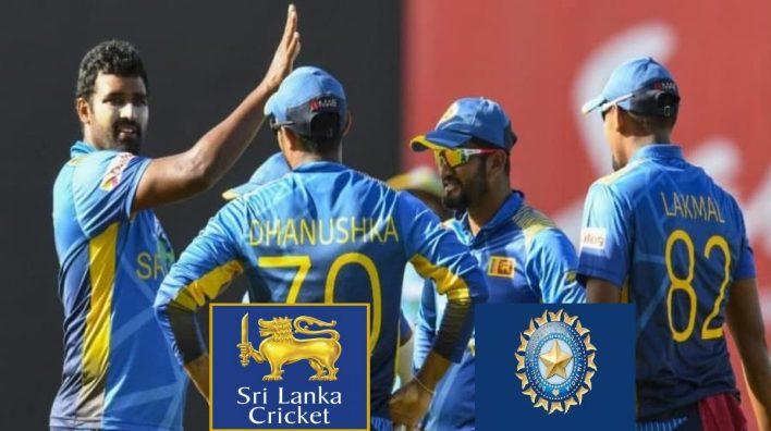 Sri Lanka-BCCI