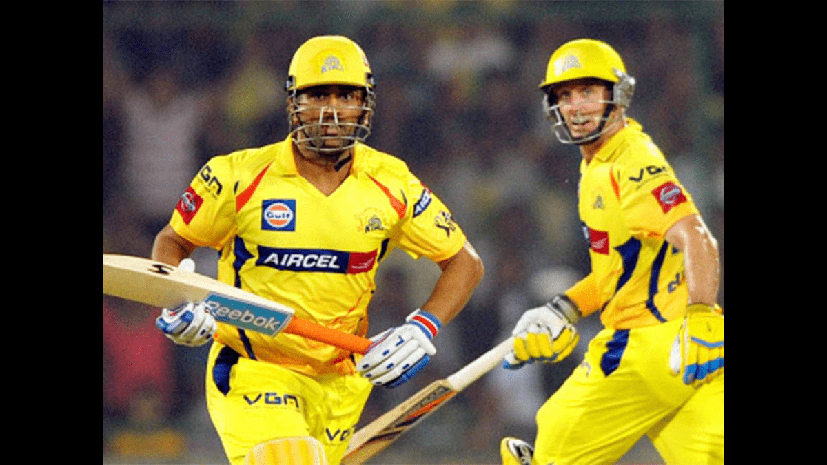 ipl 2021 csk hussey crictoday