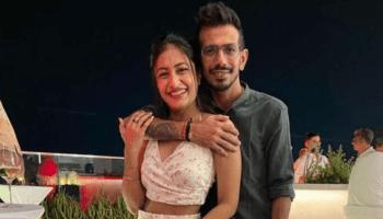 Yuzvendra Chahal- Dhanashree Verma