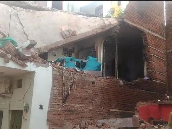 मध्य प्रदेश: ग्वालियर शहर में एक घर में फ्रिज का कंप्रेसर फटने से 4 लोगों की मौत
