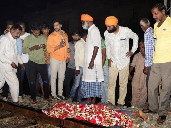 अमृतसर ट्रेन हादसे में घायल और मृत लोगों की सूची हुई जारी