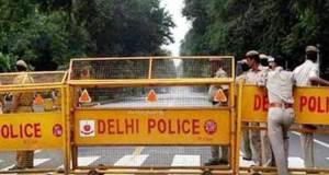 दिल्ली सचिवालय में तैनात दिल्ली पुलिस हेड कांस्टेबल ने खुद को मारी गोली