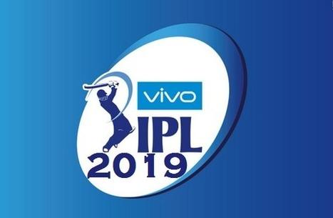आईपीएल 2019 मैच शेड्यूल, टाइम टेबल