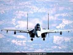 भारतीय सीमा में घुसने की कोशिश करने वाले पाकिस्तानी ड्रोन को सुखोई-30 ने मार गिराया