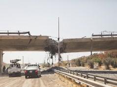 खराब सड़कों और तेज रफ़्तार ने लीबिया में बीते साल में 2,500 लोगों की जान गई