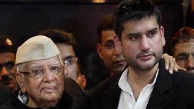 पूर्व मुख्यमंत्री एनडी तिवारी के बेटे रोहित शेखर तिवारी की रहस्यमय हालत में मौत