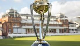 making of icc trophy