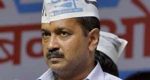 kejriwal got slapped