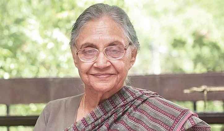 Live Updates: शीला दीक्षित का निधन | Sheila Dikshit Dies at 81 | अरविंद केजरीवाल ने जताया शोक