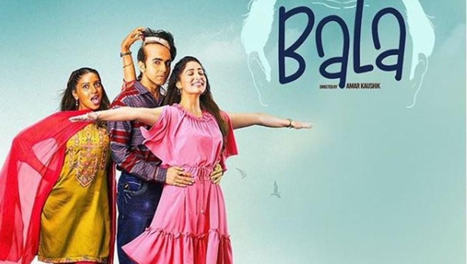 Bala Movie Box Office Collection DAY 10: फिल्म बाला 9th Day Kamai, Worldwide Earning