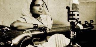 रसूलन बाई: उत्तर भारत की वो प्रसिद्ध लोक गायिका   #IndianWomenInHistory