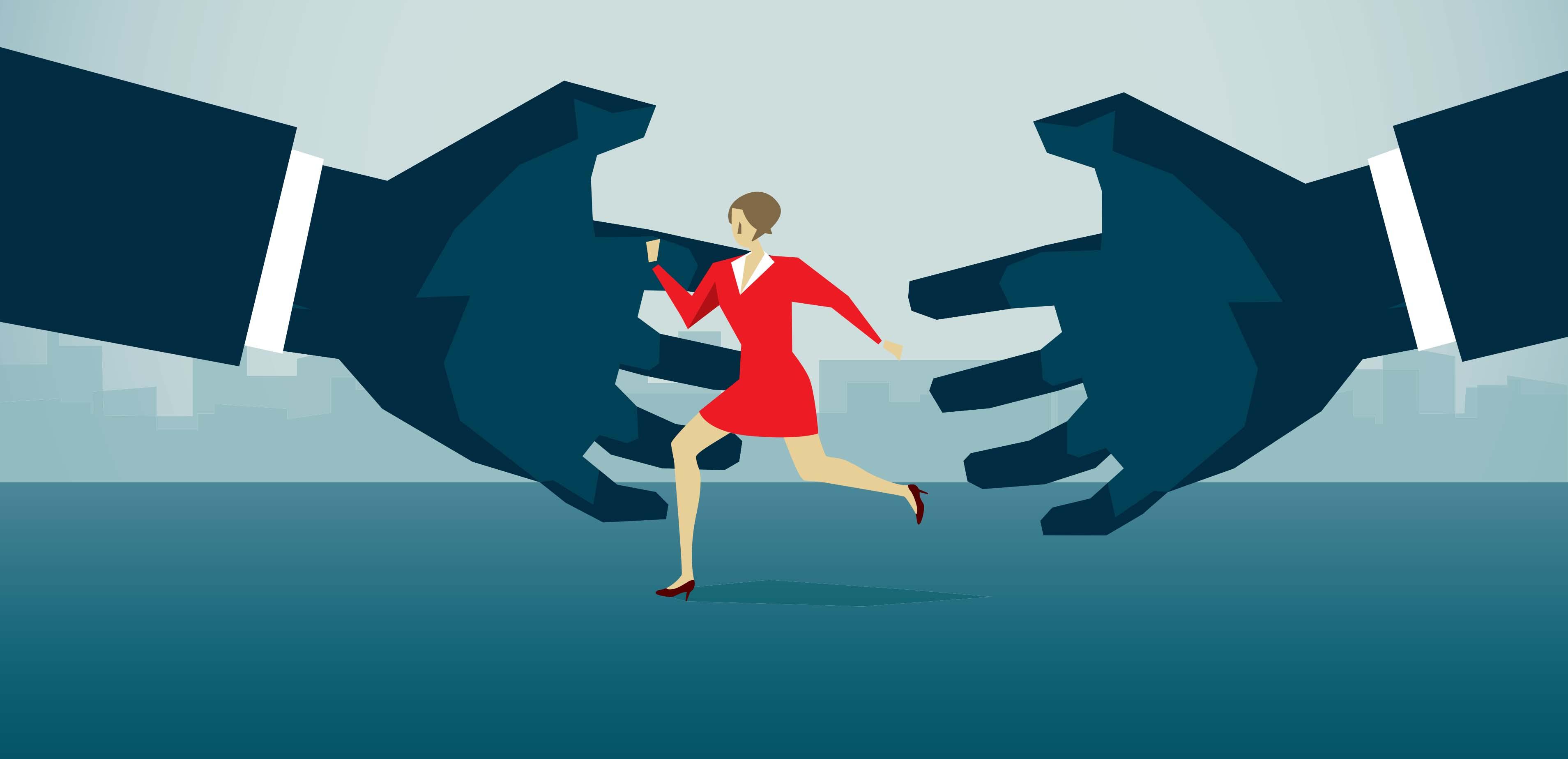 कार्यस्थल पर यौन हिंसा करने वालों के नाम 'एक पड़ताल'