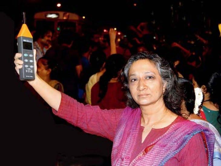 सुमैरा अब्दुल अली : ध्वनि प्रदूषण के खिलाफ आवाज़ उठाने वाली 'भारतीय महिला'