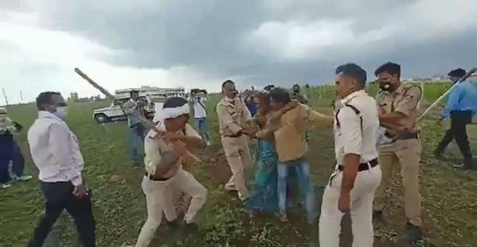 मध्य प्रदेश के 'गुना' की घटना के बहाने पुलिस सुधार की बात