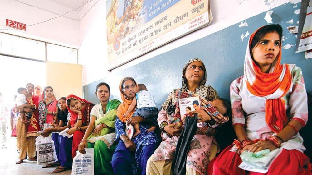 लॉकडाउन में हाशिये पर पहुंचा गर्भवती महिलाओं का स्वास्थ्य