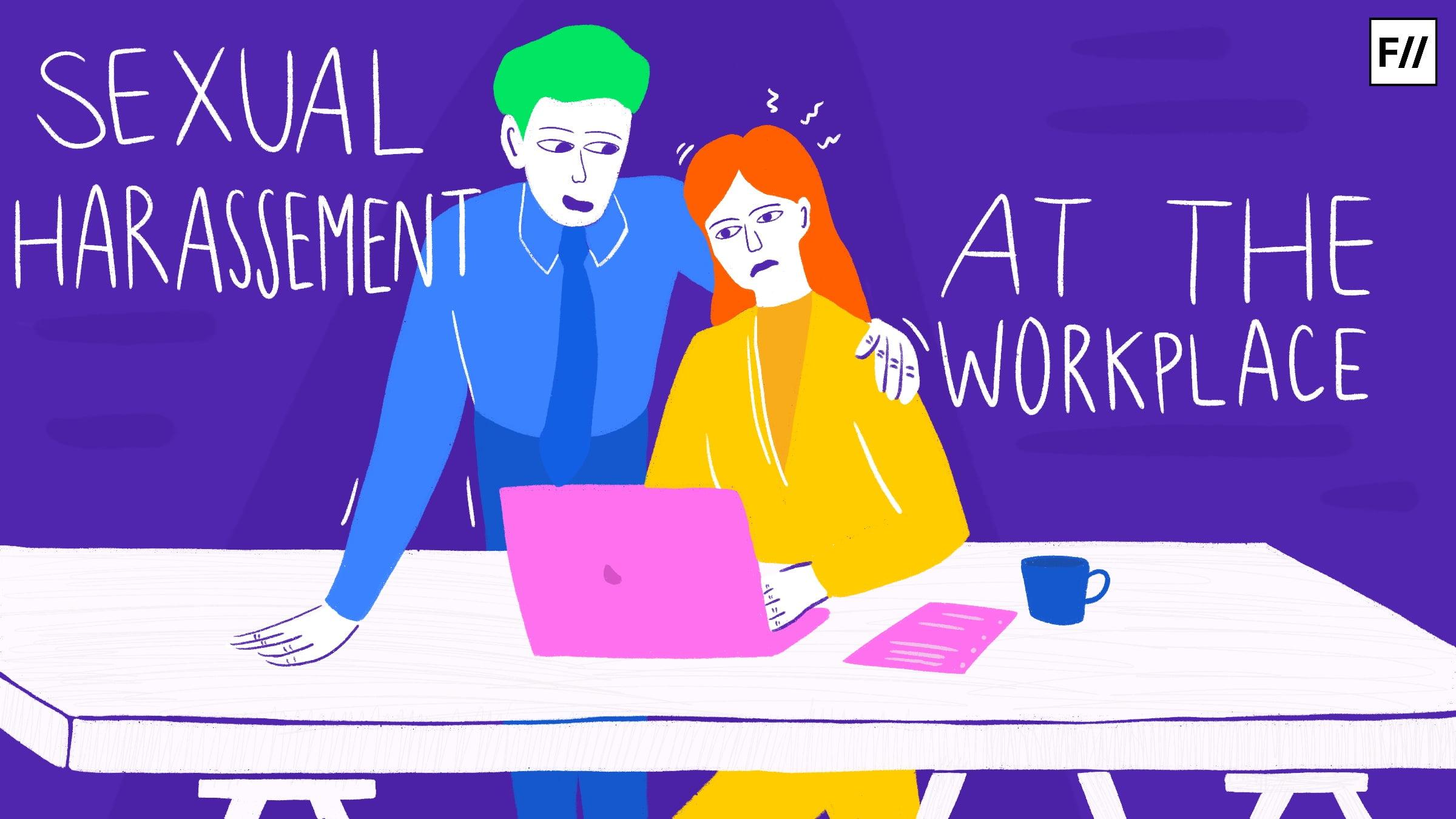कार्यस्थल पर लैंगिक भेदभाव और यौन उत्पीड़न का सामना करती महिलाएं